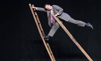 Le spectacle 'Circus Incognitus' de Jamie Adkins