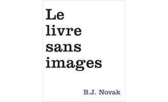 Livre sans images de B.J Novak