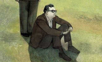 Maudit Allende! d'Olivier Bras et Jorge González chez Futuropolis