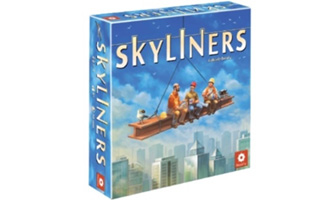 Jeux de société : Skyliners par Gabriele Bobula chez Filosofia