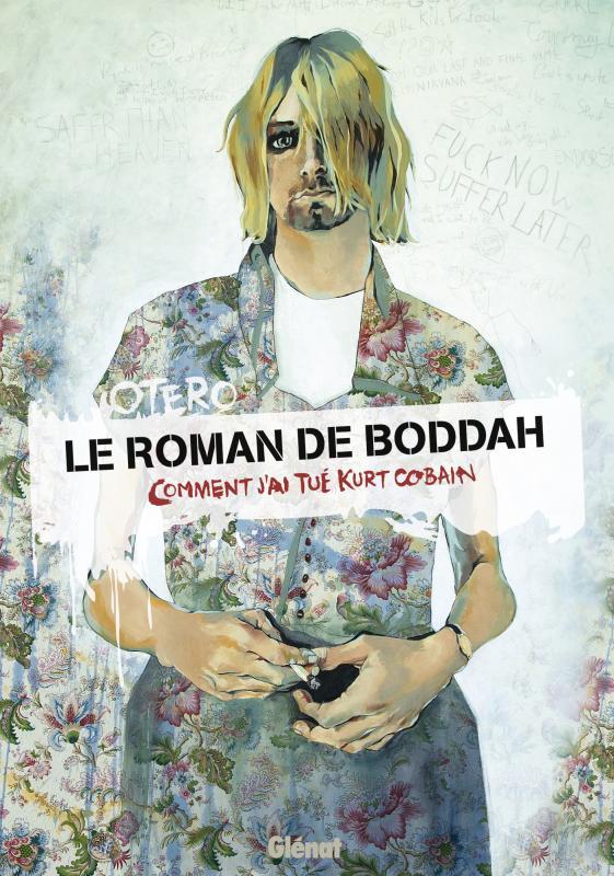 Le roman de Boddah de Nicolas Otéro