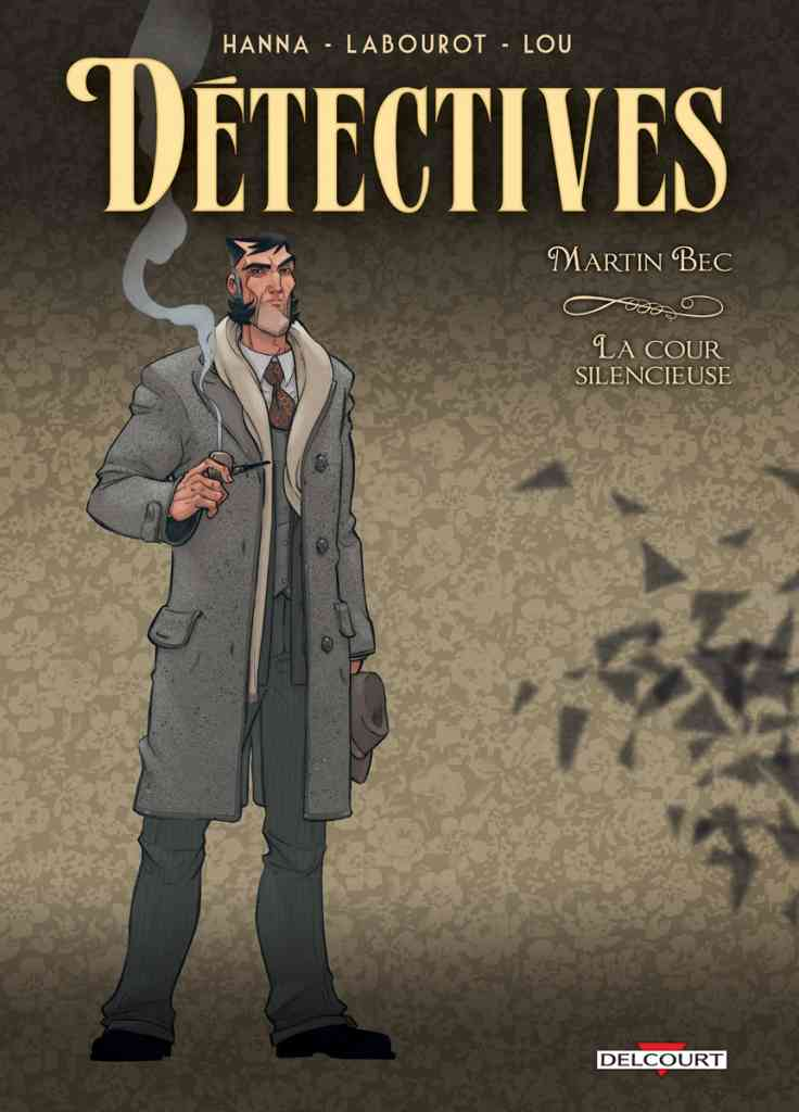 detectives couv