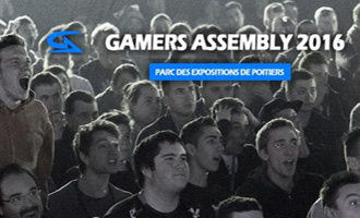Gamers Assembly 2016