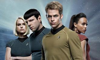 Star Trek Sans Limites avec Chris Pine et Zachary Quinto