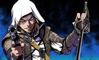Le mangaka Kenji ÔIWA  (Assassin's Creed Awakening)