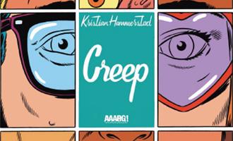 CREEP de Kristian Hammerstad aux Éditions AAARG!