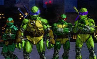 Teenage Mutant Ninja Turtles: Des Mutants à Manhattan