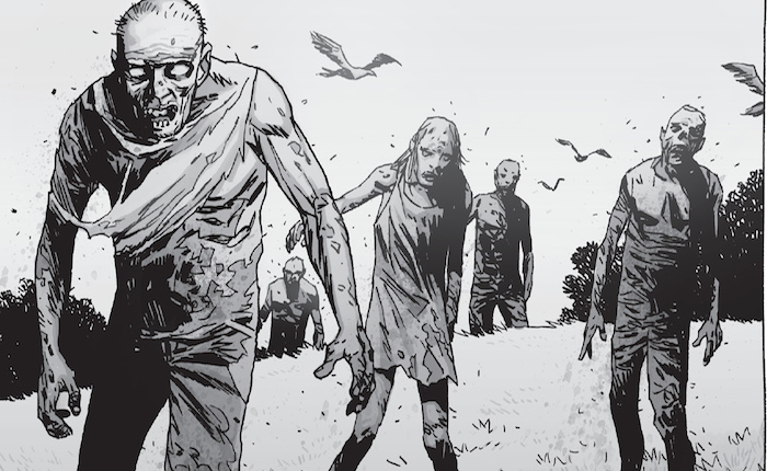 Walking Dead Comic Zombie Valuedirectories Info