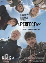 A perfect day Affiche