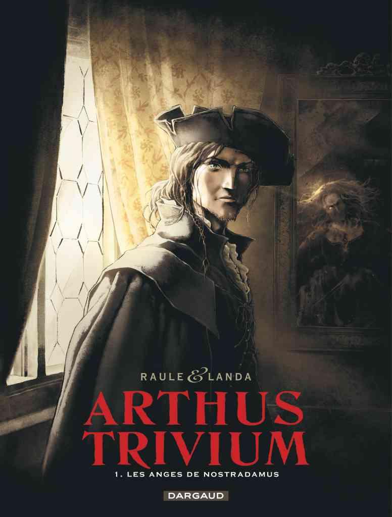 Arthus Trivium couv