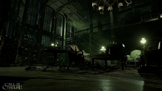 Call of Cthulhu de Cyanide Studio et Focus Home Interactive