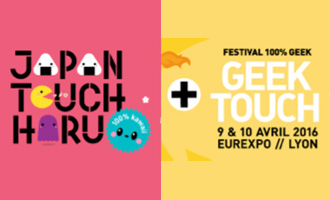 Japan Touch Haru et Geek Touch