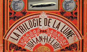 La Trilogie de la Lune, Intégrale de Johan Heliot aux Editions Mnémos