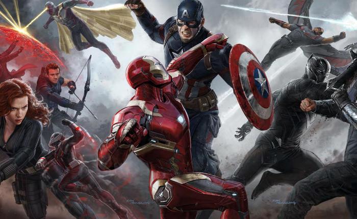 Civil War Une