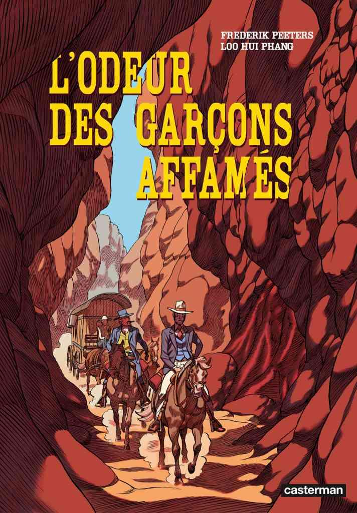 L'ODEUR DES GARCONS AFFAMES1