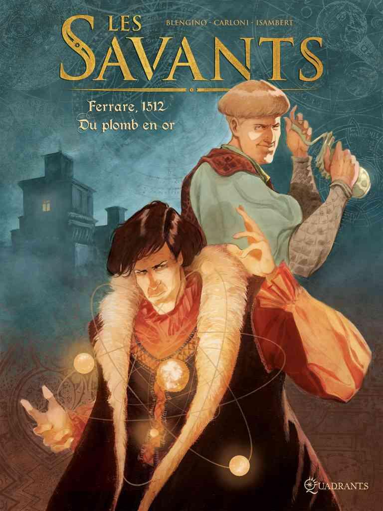 Les savantsT1