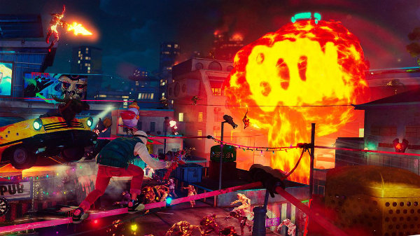 Sunset Overdrive-