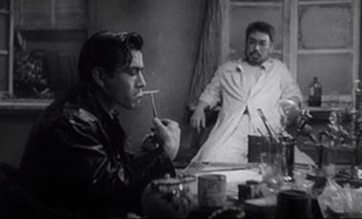 L'Ange ivre et Chien enragé d'Akira Kurosawa