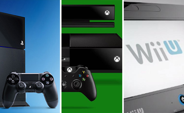 Sony, Microsoft et Nintendo