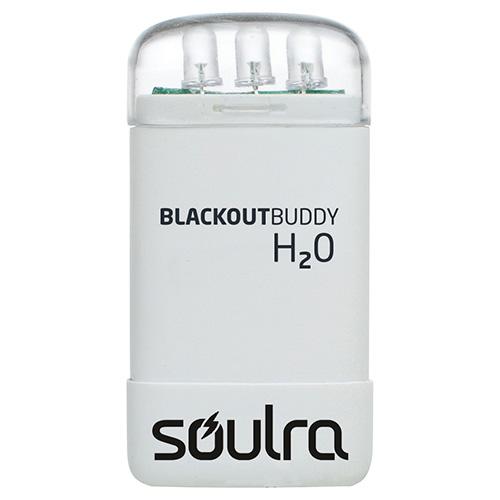 La lampe de poche Blackout Buddy H₂0 qui fonctionne à l'eau