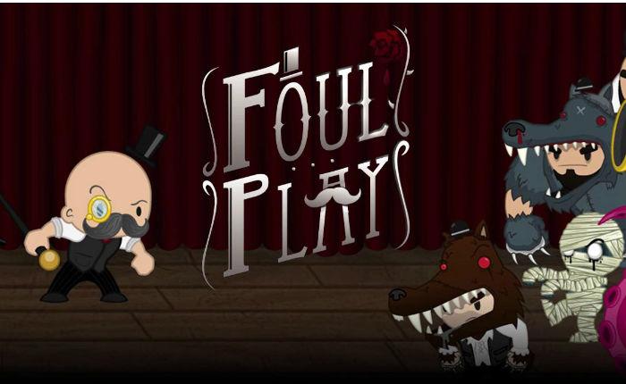 Foul Play Logo-