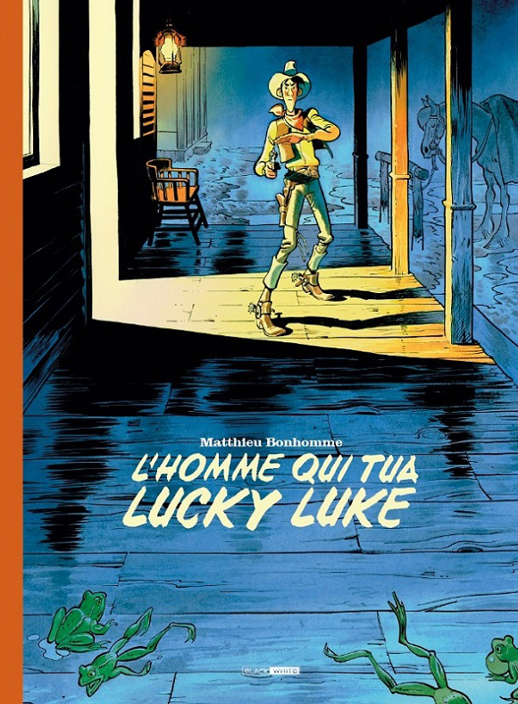 L'homme qui tua Lucky luke luxe
