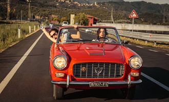 Folles de joie de Paolo Virzì avec Valeria Bruni Tedeschi