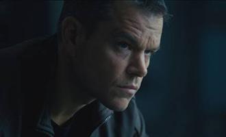 Jason Bourne de Paul Greengrass avec Matt Damon