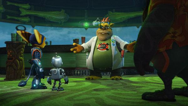 Ratchet & Clank3