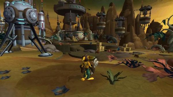 Ratchet et Clank PS2
