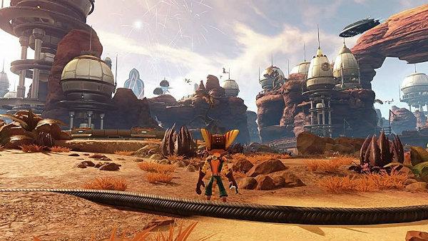 Ratchet et Clank PS4