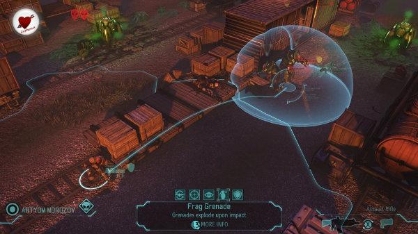 XCOM Enemy Unknown coup de coeur