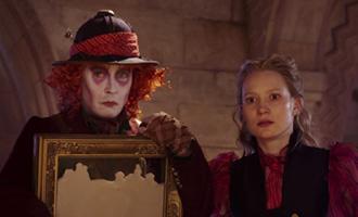 Disney Alice de l'autre côté du miroir