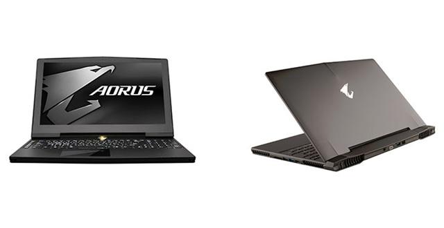 L'ordinateur portable dédié aux gamers Aorus X5S