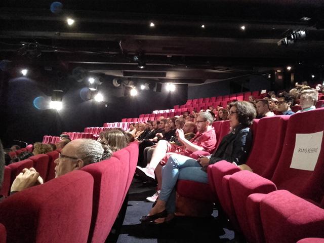 Instantané de Cannes : Projection Cannes Classics avec Masculin Féminin de Jean-Luc Godard