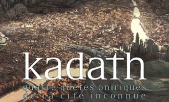 Kadath, quatre quêtes oniriques de la cité aux Editions Mnémos