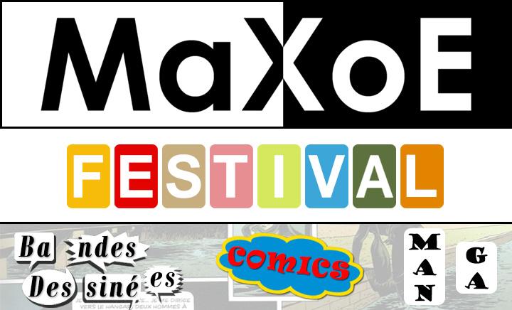 MaXoE Festival Bandes Dessinées