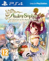 Atelier Sophie The Alchemist of the Mysterious Book : Amnésie