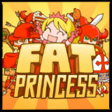 Fat Princess jaquette
