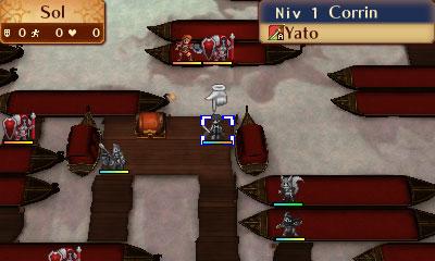Fire Emblem Héritage Pouvoir activation