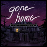 Gone Home jaquette