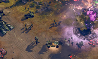 Halo wars 2 en tête