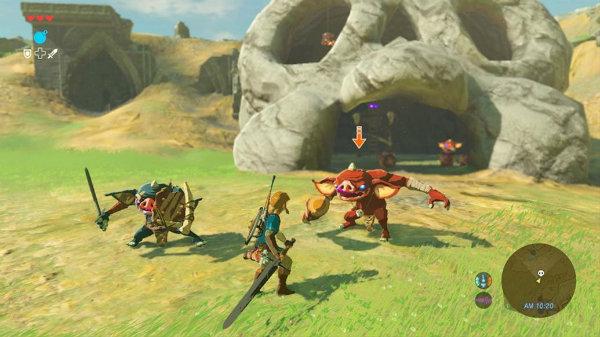 Legend of Zelda1