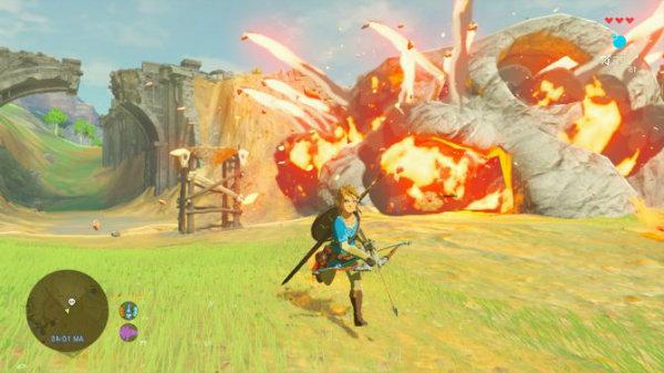 Legend of Zelda2