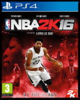 NBA 2K16 jaquette
