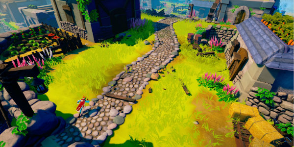 Stories the Path of Destinies4