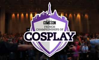 Le Comic Con Paris French Championship of Cosplay