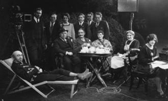 Alfred Hitchcock inedit à la Fondation Jérôme Seydoux-Pathé