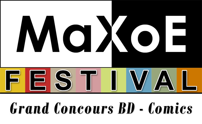 Grand Concours BD du MaXoE Festival