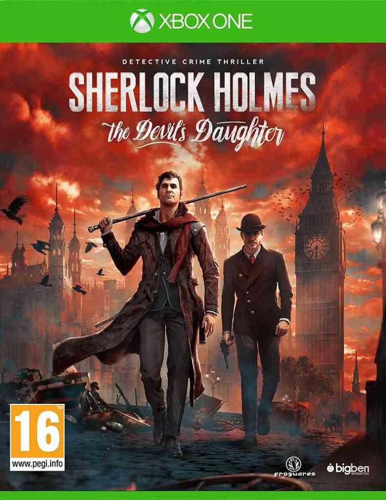 Sherlock Holmes: The Devil's Daughter : Moche et facile, mais prenant !